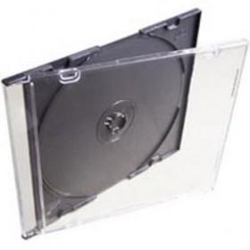 Бокс д/CD slim 5мм чер