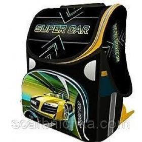 """Ранец """"Super Car"""" 2 відд.,34*26*13см, RAINBOW, 9-512"""