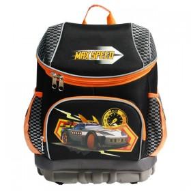 РЮКЗАК 4914-1-OL Max Speed чорн/оранж