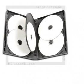 Бокс д/CD  черный 200/ящQaisy