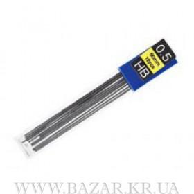 ЗАПАСКА к мех/каранд Е10801 0.5 мм НВ